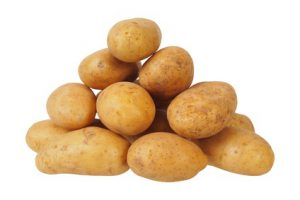 Ethiopia Potatoes