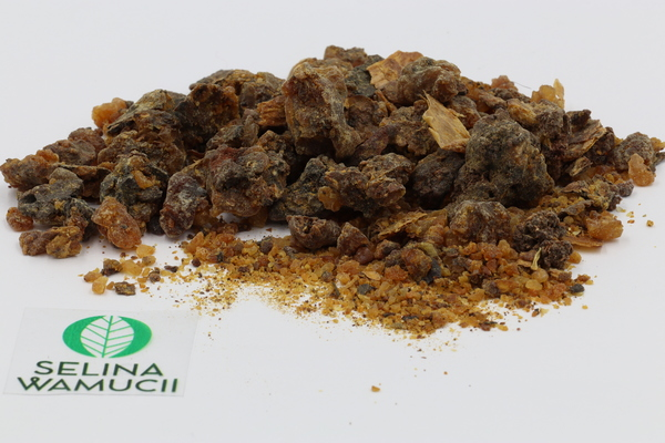 Ethiopia Myrrh Gum